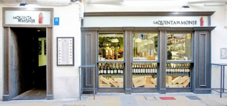 La Quinta del Monje, uno de los los mejores bares de tapas Burgos