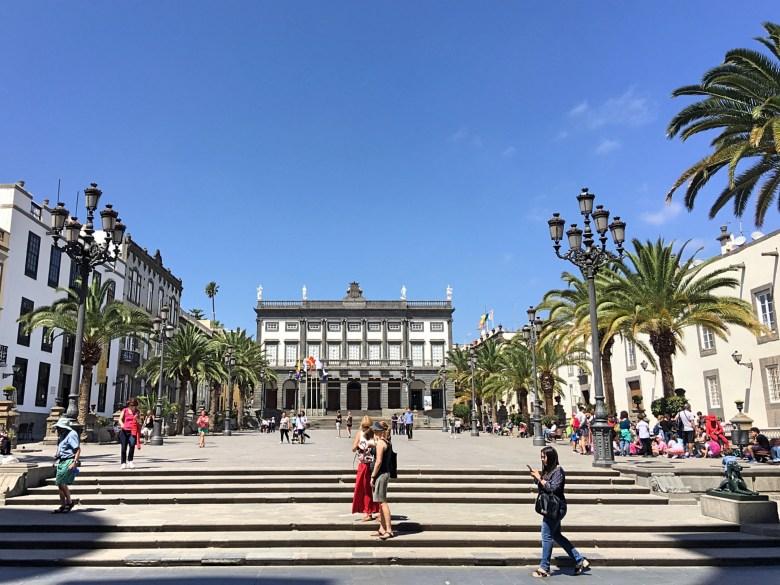 Santa Ana Gran Canaria