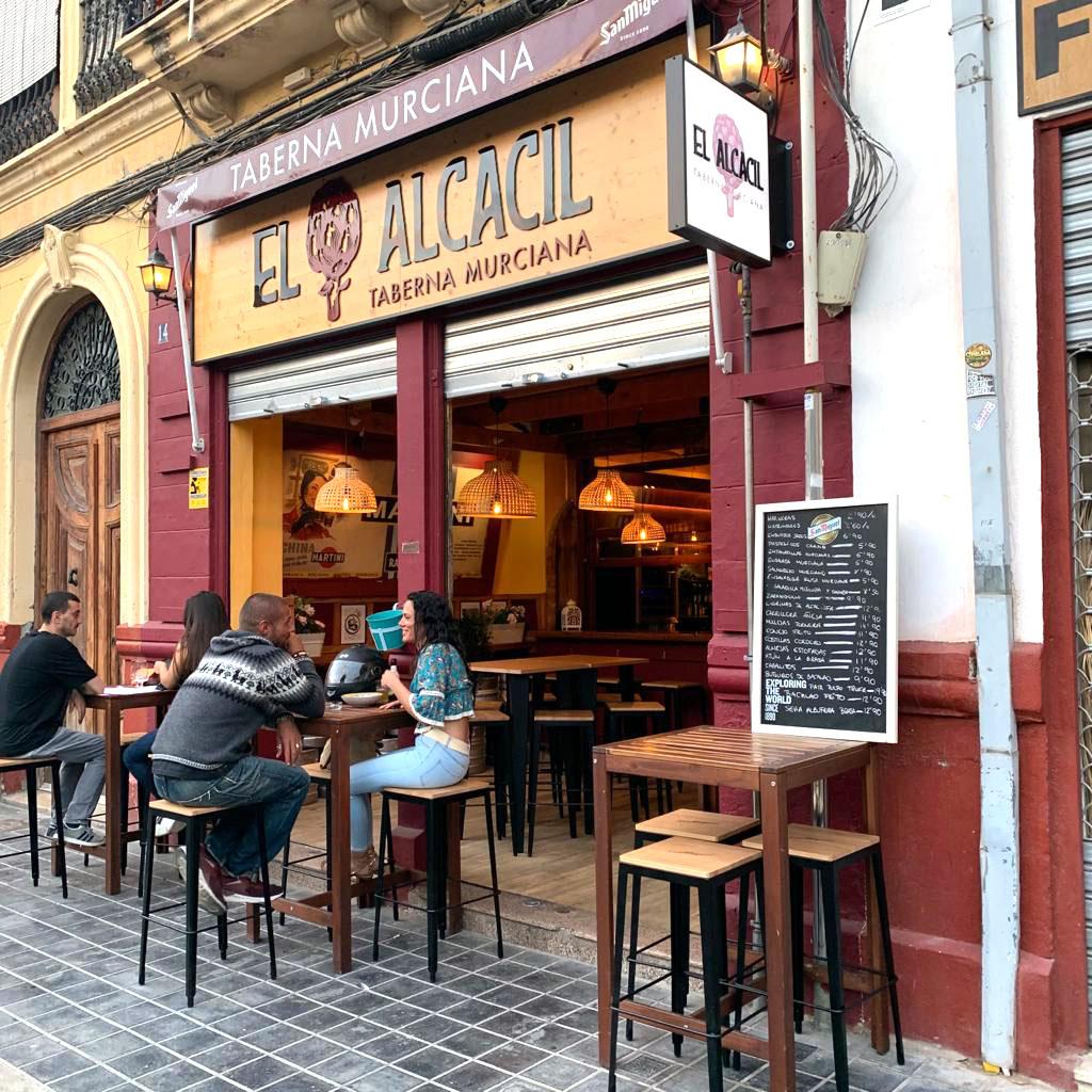 Restaurante Valencia El Alcacil