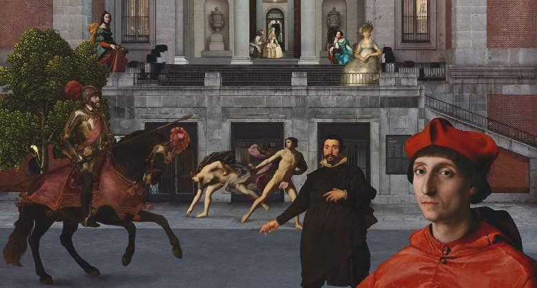 Reencuentro, en el Museo Nacional del Prado