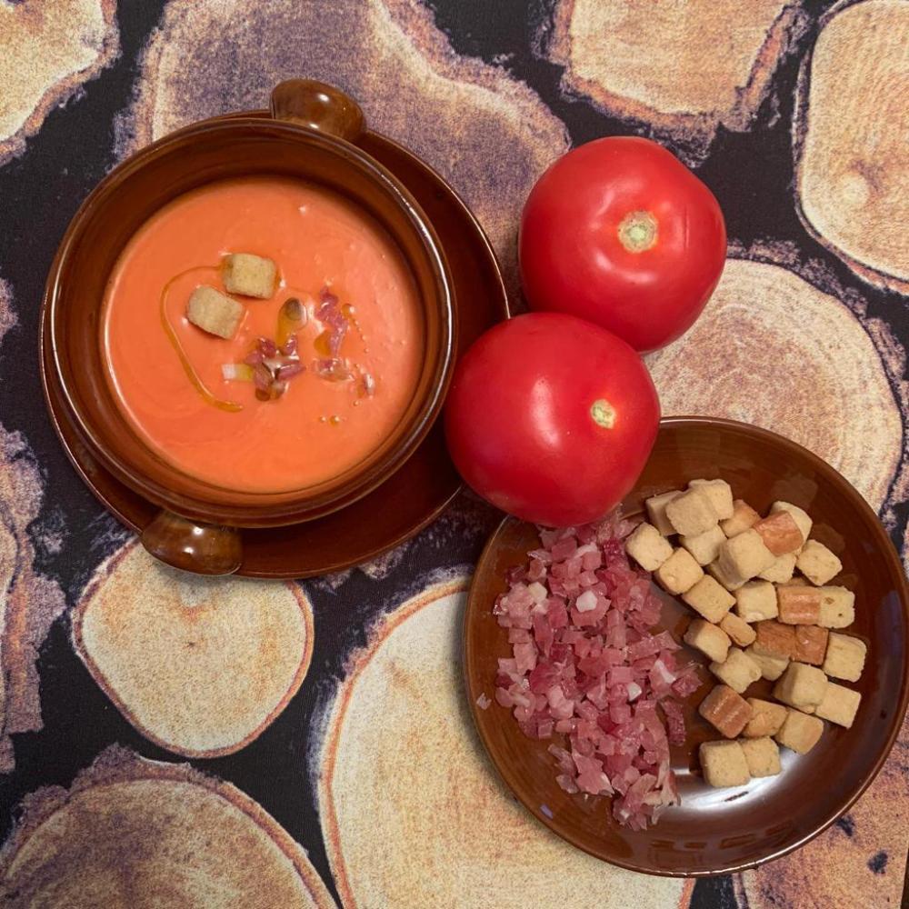 receta salmorejo casero