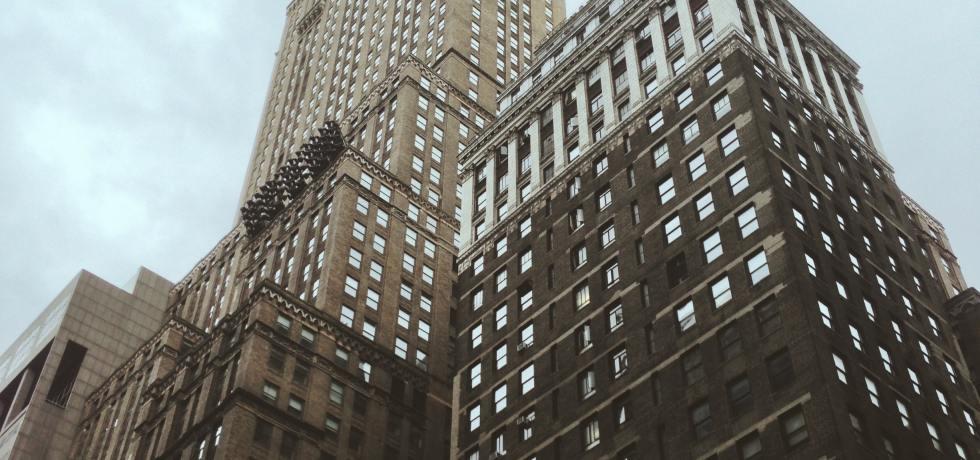 Nueva York. Photo by Thomas Vena on Unsplash.
