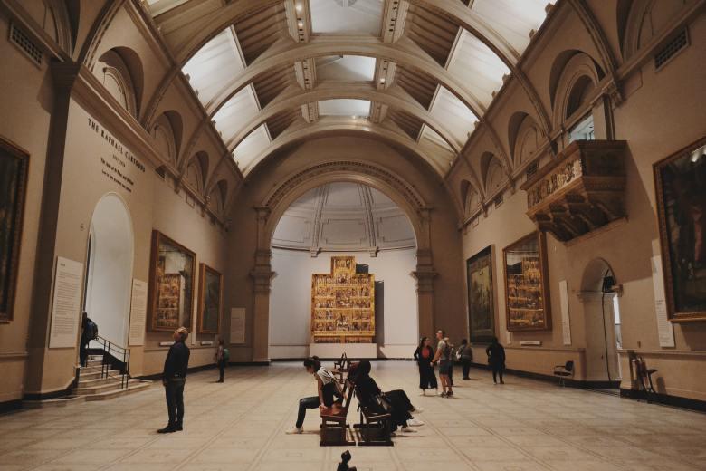 Mejores museos gratis en Londres: Victoria and Albert Museum