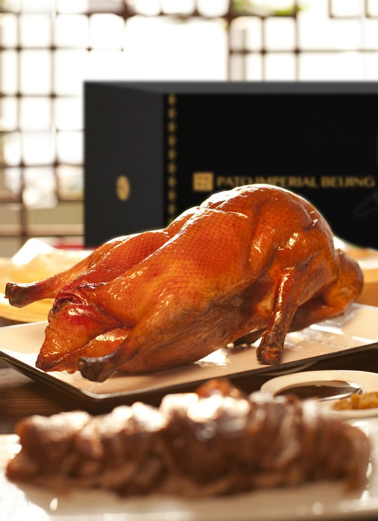 Pato Imperial Beijing de China Crown