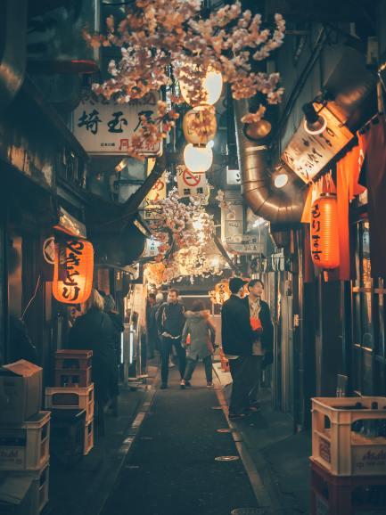 Curiosidades de Japón: los contrastes en las calles de Tokio. Datos curiosos de japón.