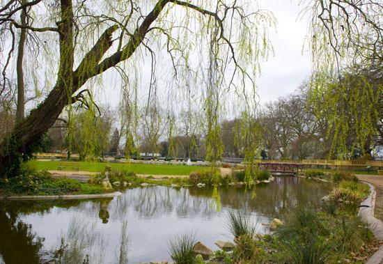 Mejores parques de Putney: Bishops Park