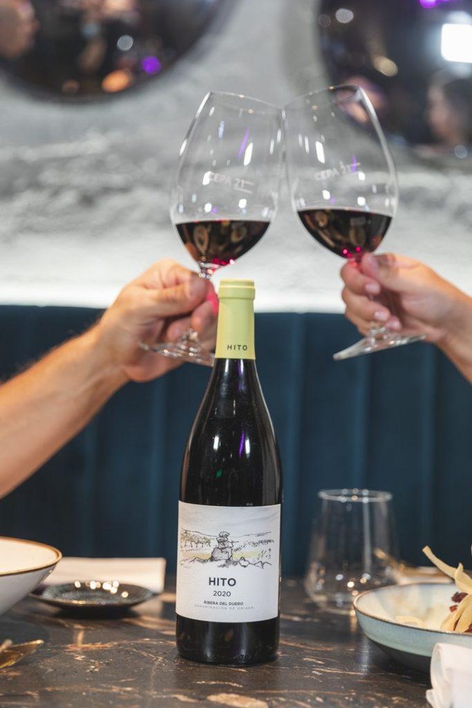 Hito 2020, vino de Bodegas Cepa 21