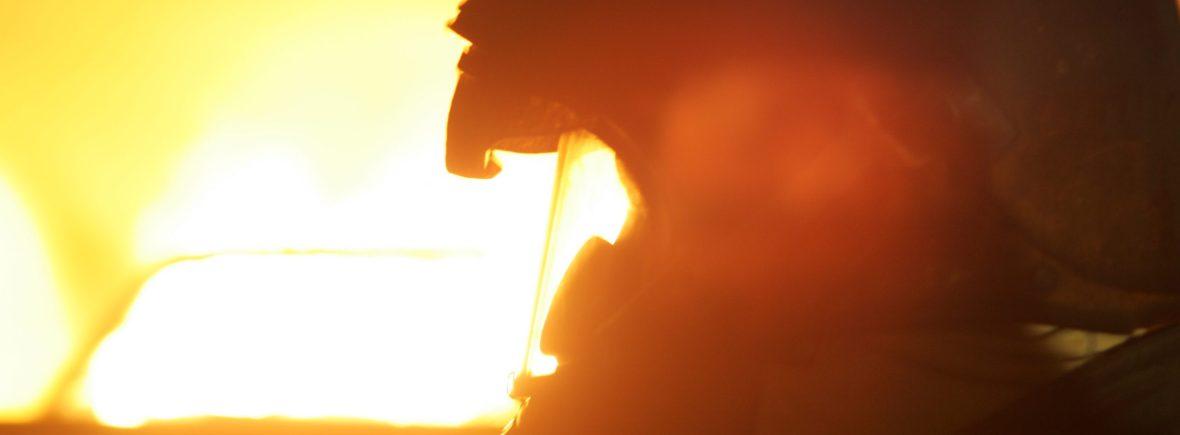 Brandbekämpfung in großen Arealen