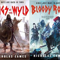 Book Review: Kings of the Wyld and Bloody Rose