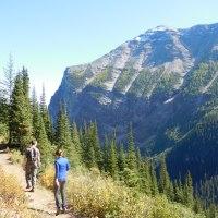 Banff Day Hike: Lakes, Glaciers, A Tea House And A Beehive