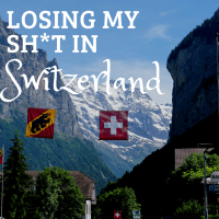 Losing Your Sh*t in Switzerland: My Experience With SBB Lost and Found