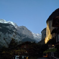 Our Favorite Things To See, Do and Eat in Lauterbrunnen, Switzerland