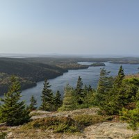 Hiking Acadia National Park: Beech Mountain & Pretty Marsh
