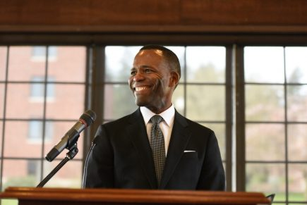 University of Puget Sound's 14th President