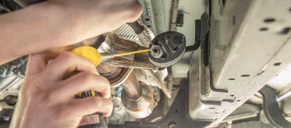 borla exhaust install 5th gen 4runner