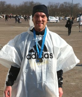 Greg-Runner Semi-Marathon de Paris 2011