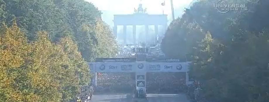 Marathon Berlin 2011