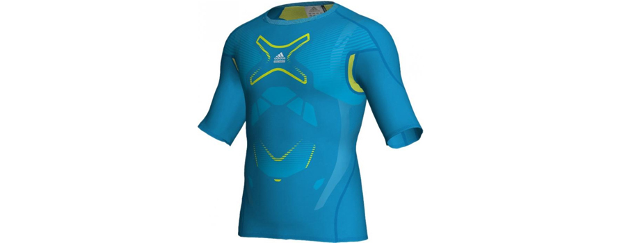 T-shirt Adidas Techfit Powerweb