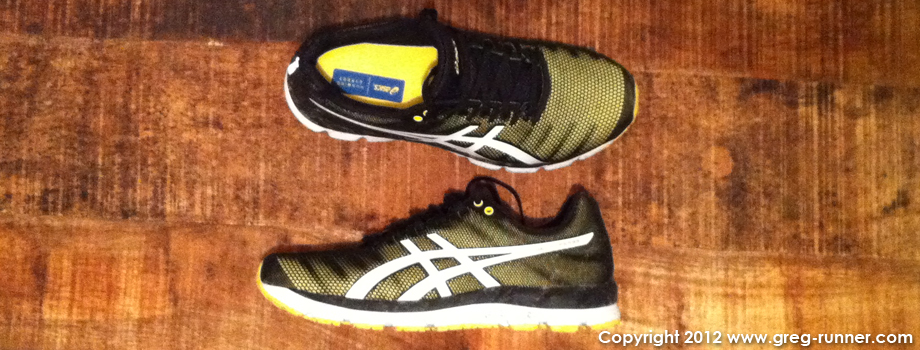 asics gel hyper tri 2 test