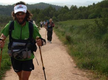 Sylvain Bazin: Terdav Trail World Tour - Saint-Jacques