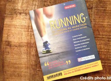 Livre: Running, du jogging au marathon (Delorme- Editions Amphora)