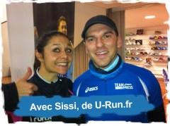 Sissi de U-Run.fr