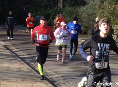 10km Course Saint Valentin
