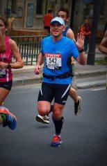 Greg Runner au KM7