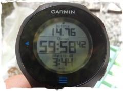 GO sport running-tour versailles chrono