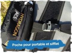 Hydragon Ace: Poche pour Portable et Sifflet