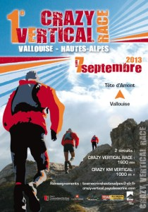 Crazy Vertical Race à Vallouise