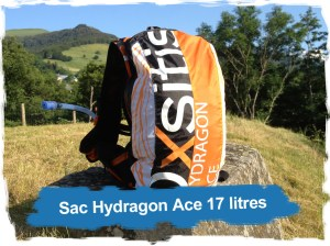 Sac Hydragon Ace 17 litres