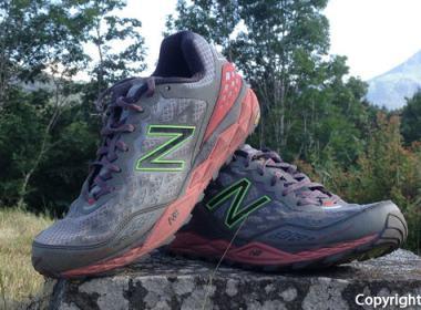 Test: les chaussures de trail New Balance MT1210