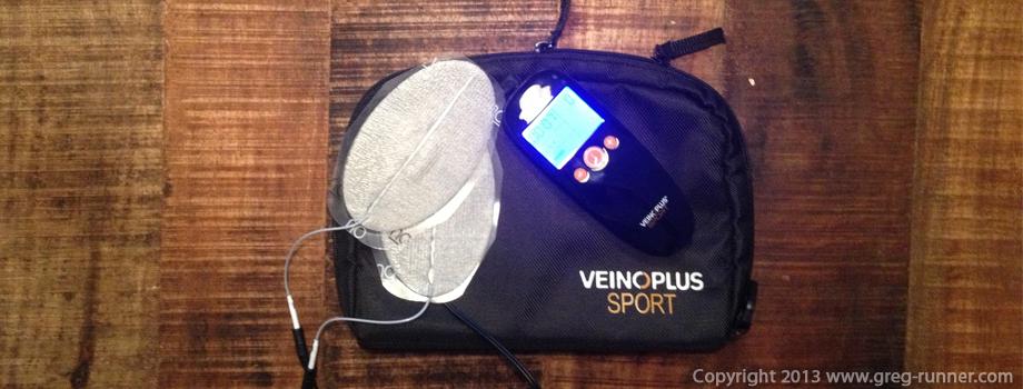 Test électrostimulation: Veinoplus sport
