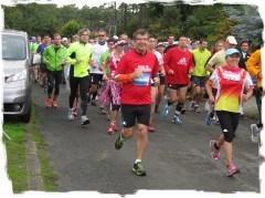 Tatoine au marathon des villages 2013