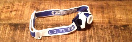 Frontale Led Lenser SEO 7R