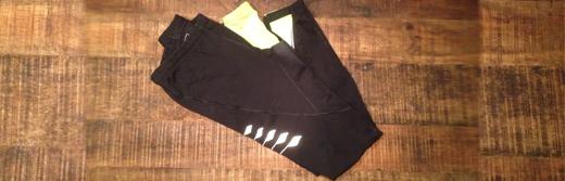 Saintelyon: la tenue - le pantalon