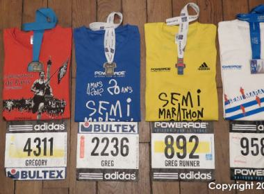 Recit de course: semi marathon de paris 2014