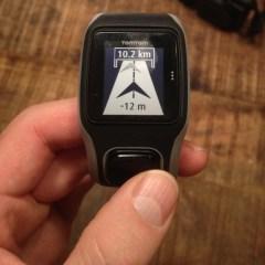 Tomtom Runner: Fantome ou partenaire virtuel