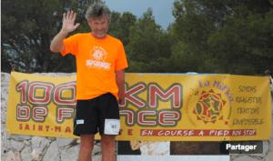 Patrick Malandain: vainqueur et recordman du Milkil 2014