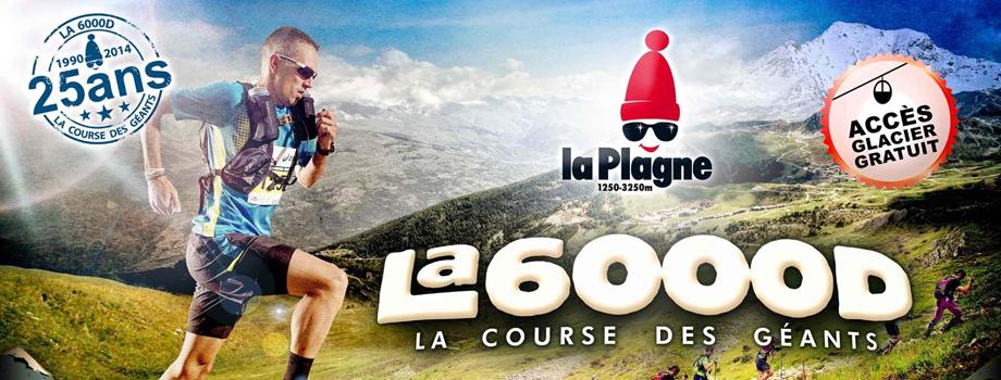 Course-trail à La Plagne: la 6000D fêtes ses 25 ans