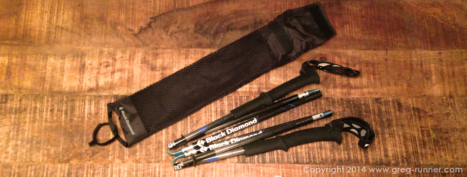 Bâtons Black Diamond Z-POLE ULTRA DISTANCE: le test