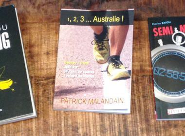 Sélection: 3 livres running et course à pied