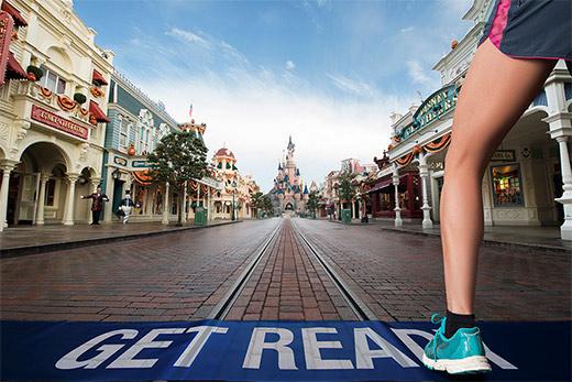 Semi-marathon d'Euro Disneylnand Paris