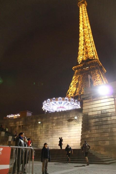 Ecotrail 80km: Tour Eiffel