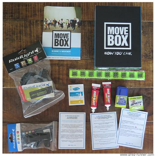 Box running: la Move box