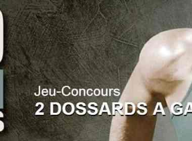 20KM de PARIS Jeu CONCOURS: 2 DOSSARDS à gagner