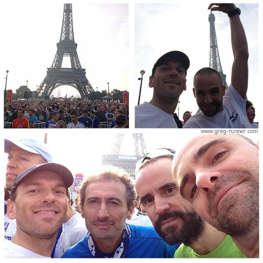20km de Paris: le départ
