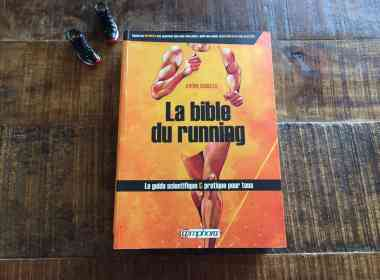 La Bible du running - Sordello - Editions Amphora