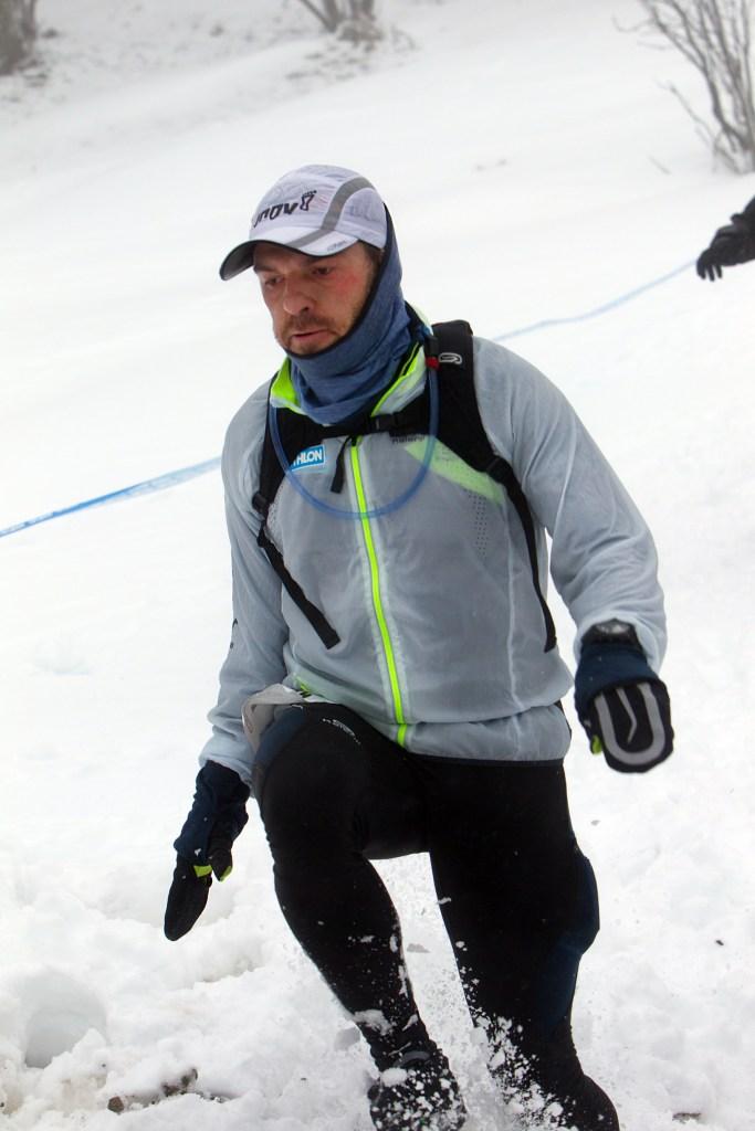 Trail Blanc des Vosges - Neige
